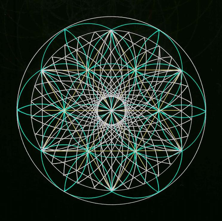 36 sided polygon