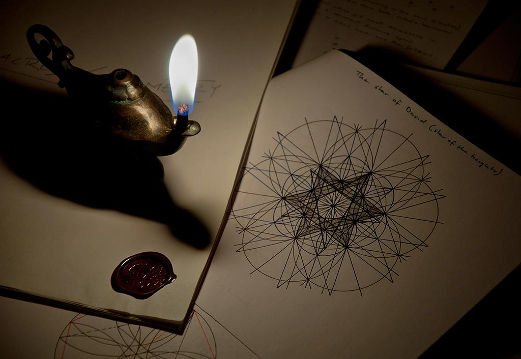 Sacred-geometry