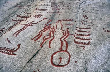 Tanum petroglyph