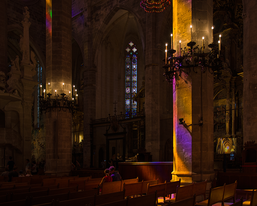 Cathedral of Santa Maria of Palma - inside